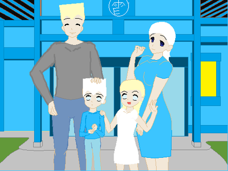 Julien family by Serena-teh-nindroid