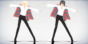 Howl - Shake it! by ThAmiChu