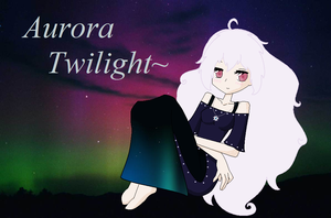 Aurora Twilight~ Rise of the Guardians OC by TheWacko4u
