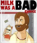 Milk Was A Bad Choice by ShadowMaginis