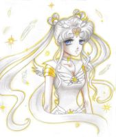 .: Sailor Cosmos :. by pegacorn