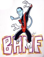 BAMF Commission by AndrewJHarmon
