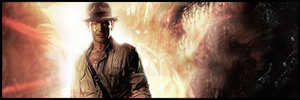 Indiana Jones Sig by xprojectd24