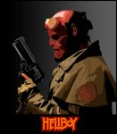 _HellBoy_ by shell-x