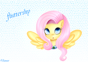 Fluttershy by vlower