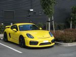 Cayman GT4 by S-Amadeaus