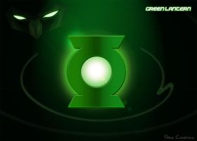 Green Lantern by PrimeCreationz