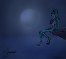 Fandy the Frog: Missing by Hvan