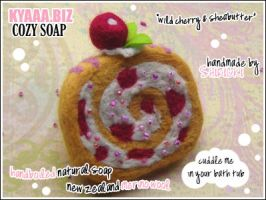 kyaaa.biz Soap - Cherry Roll by shiricki
