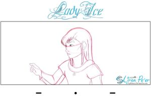 Lady Ice - Sen Rough 01 by LPDisney