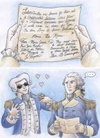 Lafayette's Valentine by jamberry-song