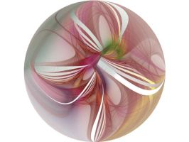 Flower Marble by DWALKER1047