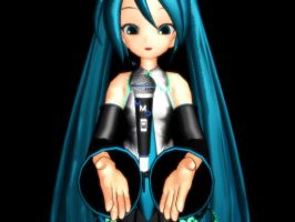 MMD Microphone Download by SachiShirakawa