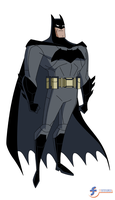 Batman - Batman v Superman DCAU by JTSEntertainment