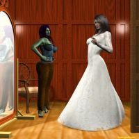 Bridal Shopping by TrekkieGal