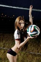 World Cup Hot Babes by Race-Queen