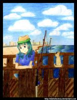 :: At The Pier :: by StaticFactory