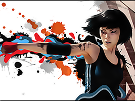 Mirrors Edge by MichealP