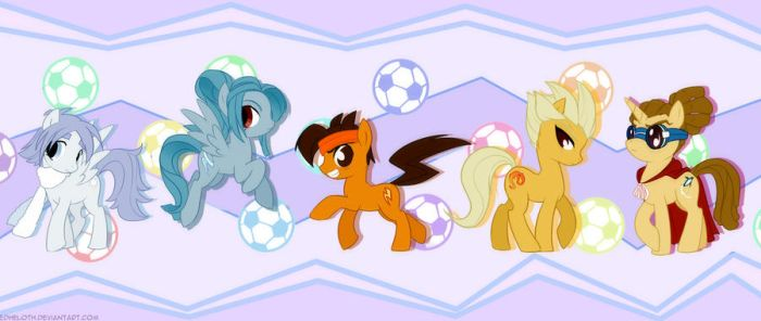 Let's play soccer by Edheloth