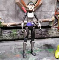 HUMAN KARAI FIGURE COMING SOON!!! by NinjaTurtleFangirl