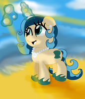 Lookie at my perls by XRainbowIceCreamX
