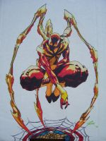 Iron Spider by AEnimaVII