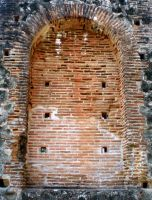 Ruins Arch by JacquiJax-Stock