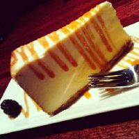 Salted Caramel Cheesecake by fornoraisin