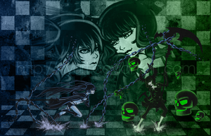 BLACKROCKSHOOTER vs DEADMASTER by sheenaduquette