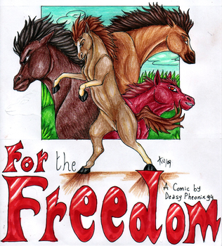 For The Freedom Cover Request by ARVEN92