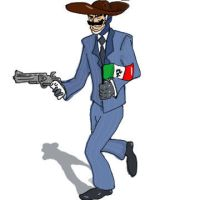 Mexican Team Fortress 2 Spy by who-said-that