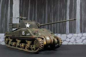 Sherman Firefly Another view by 12jack12