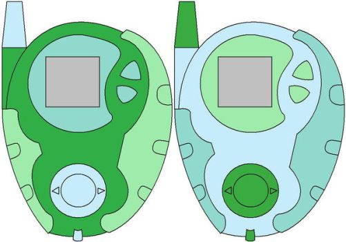 OC's Digivice: NxL by MarioBlade64