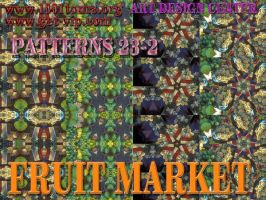 ADC- Patterns 23-2 Market by 4sundance