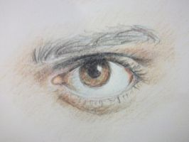Gerard Way's Eye by Claire-Lumsden