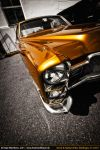 golden caddy by AmericanMuscle