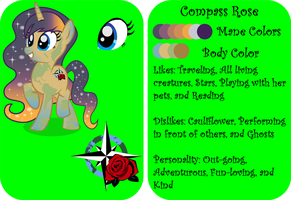 Compass Rose by infiniteangel24