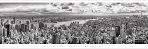 Top of The Empire Panorama by Nylons