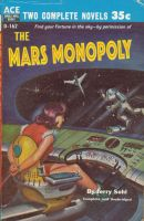 The Mars monopoly by Robby-Robert