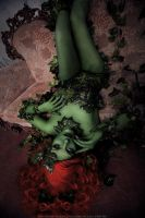Poison ivy by Almost-Human-Cosband