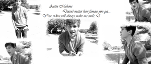 Austin Mahone Background by TaylorLuver1