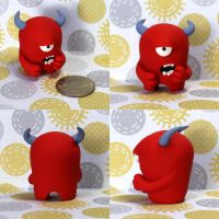 Marwick the Timid Monster by TimidMonsters