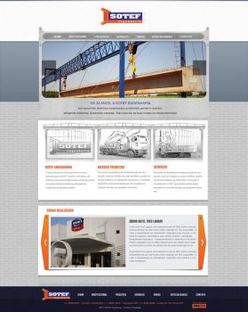 Layout Sotef Engenharia LTDA by renanteles