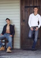 Country Boys by LiliaVeber