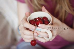 Cherries time by Pensieri
