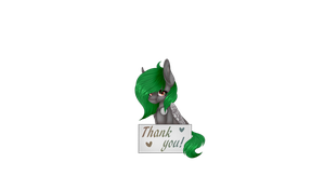 Large Thank You Collab (new part added) by BlazingCookie717
