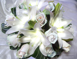 The Withheld Memory- Lily's Wedding Boquet by TheCopperDragon2004