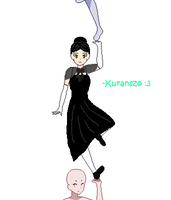 My Part to the Huge Collab by kuranszo
