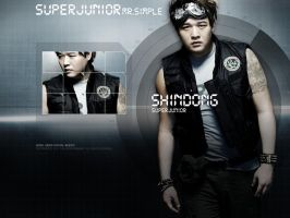 Super Junior Shindong 1024x768 by n-claire