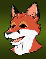 Fox mask by kenzik